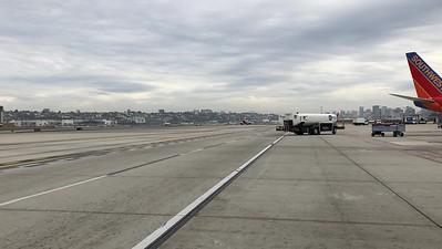 SAN/TPA Takeoff