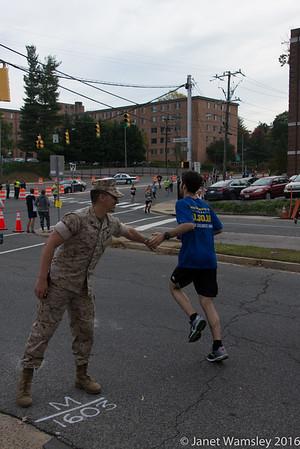 2016 Marine Corps Marathon and 10K