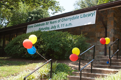 Cherrydale Library 50th Anniversary