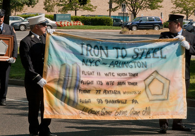 Iron and Steel - New York City to Arlington, VA