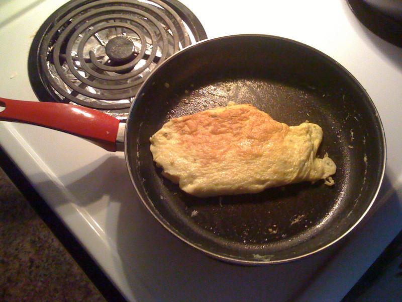 Mi tortilla con forma de pescado