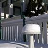 Nieve en Diciembre de 2008