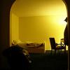 Mi habitacion cuando me acababa de mudar