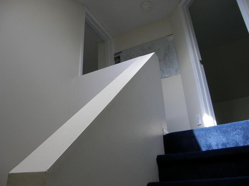 Segundo piso, un cuarto a la izq. y otro a la derecha