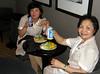 Li Jun and Anna