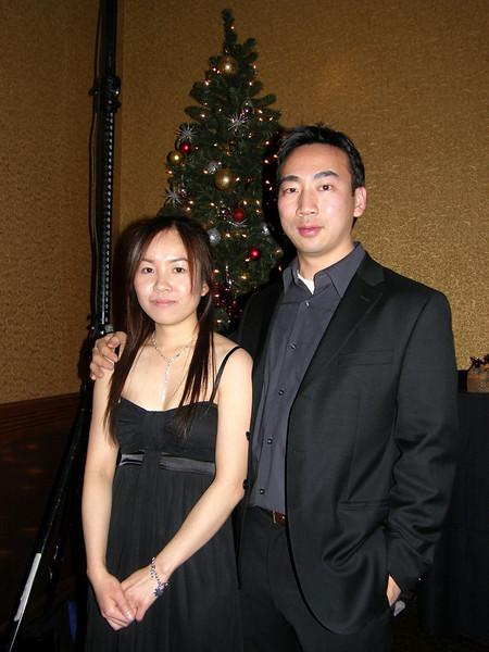 Fiesta de Navidad para empleados y amigos. Dic.2008