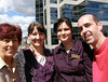 Jasmika, Raluca and Corina (lo que vemos)