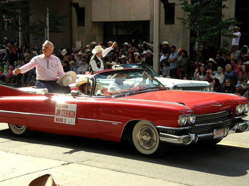 Stampede parade, 2009