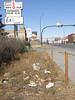 Centre street. Esto no es una callejuela cualquiera. Es la arteria que atraviesa Calgary de Norte a Sur. Podrian cuidarla un poco, no?