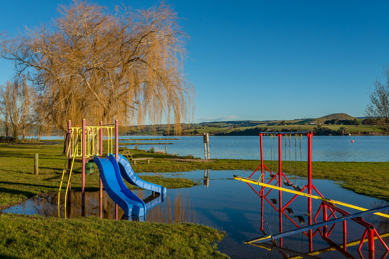 Waihola playground