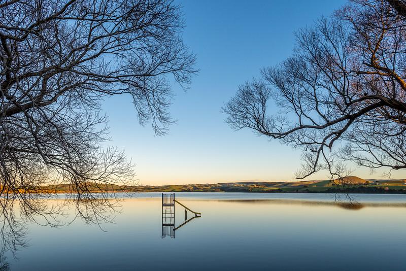 Lake Waihola