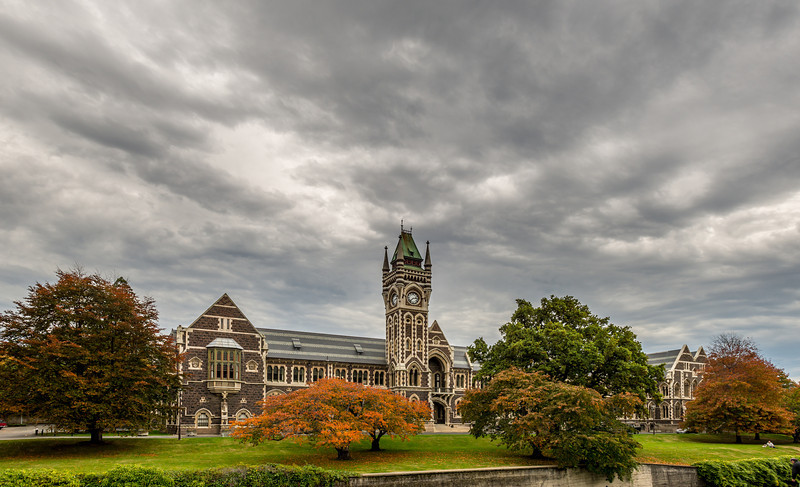 Otago University - Clocktower Building