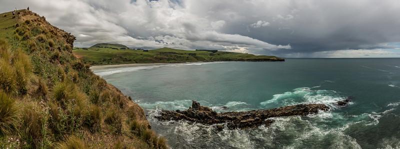 Papanui Beach and Papanui Cone