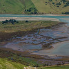 View from Mount Charles: Hoopers Inlet