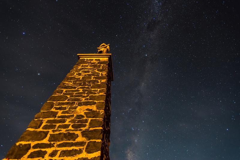 Otago Peninsula Soldiers Monument