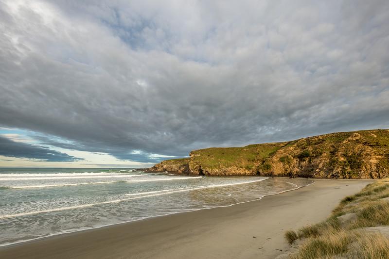 Ryans Beach and Te Whakarekaiwi