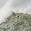 Rough seas at Te Whakarekaiwi. Otago Peninsula, Dunedin.