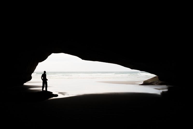 Caversham sea cave