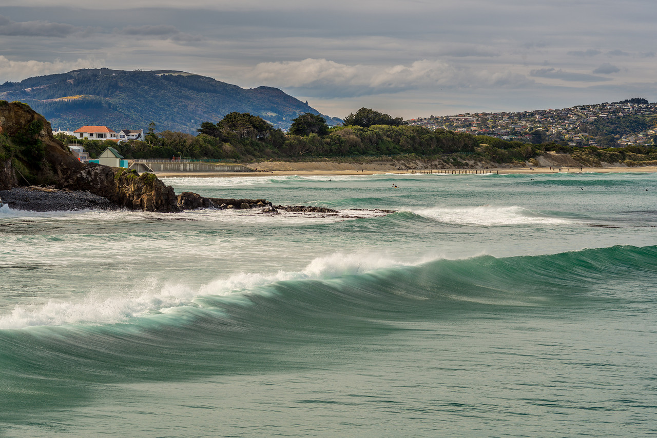 Second Beach, St Clair, Dunedin