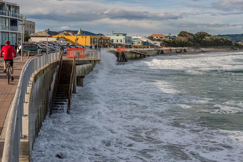 Esplanade, St Clair, Dunedin