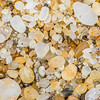 Sand at Chrystalls Beach (with macro lens)