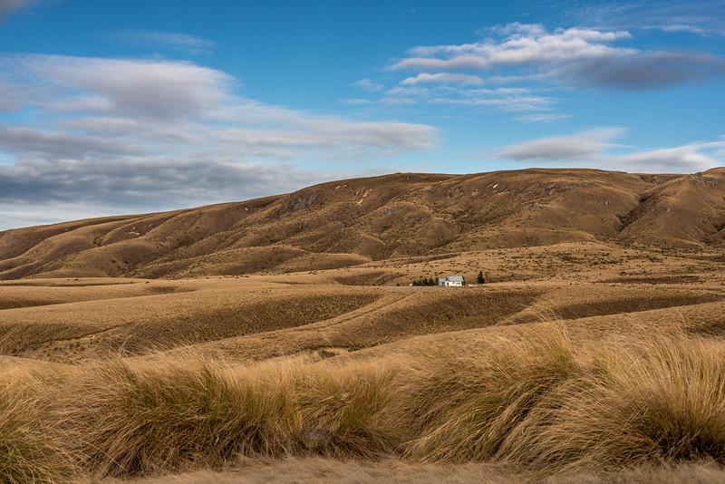Lammermoor Range. At the end of Eldorado Track