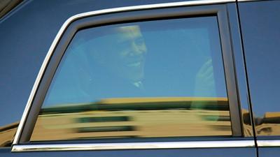 Inaugural Parade Obama