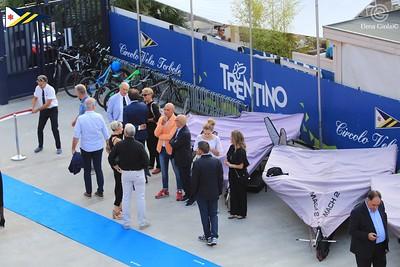Inaugurazione  sede CVTorbole 2018