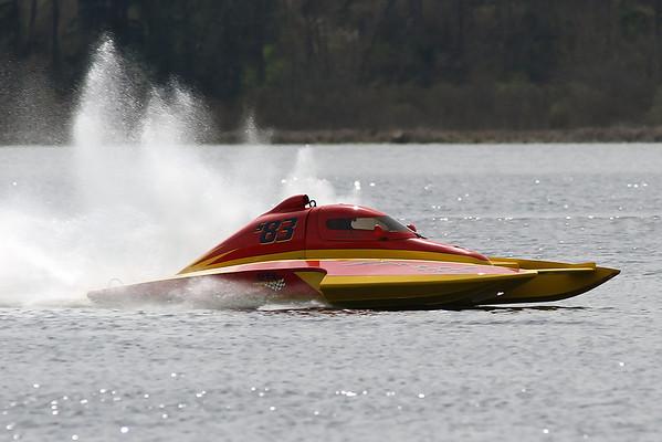 Inboard Lawrence Lake Regatta 2010