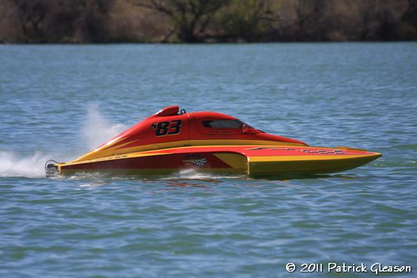 Moses Inboard Sun 1033
