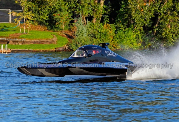 Inboard Powerboat Racing