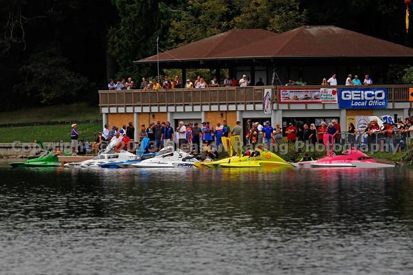 2013 APBA Inboard Nationals - Saturday