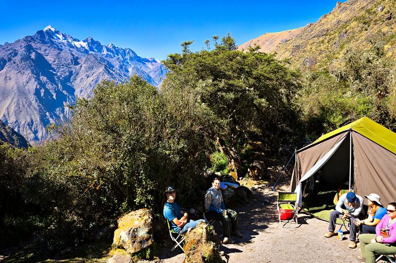 2213 Inca camp