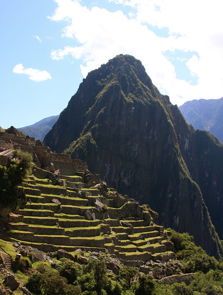 Inca Trail, Day 4: Machu Picchu