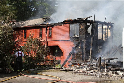 Mutual Aid to Bolton - Multiple Alarms - June, 2011