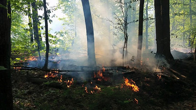 May 23rd - Mutual Aid - Devens Brush Fire