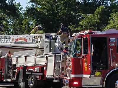 06-25-2016 Mutual Aid Clinton Bldg Fire