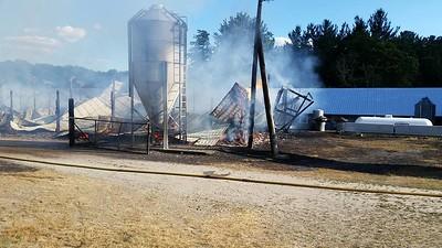 06-30-2016 Bob's Turkey Farm Fire
