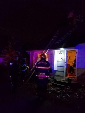 02-25-2017 Chimney Fire Sterling Rd
