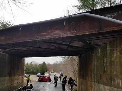 04-20-2017 Bolton Rd. Bridge Strike