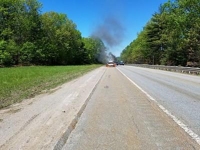 05-20-2017 Rt. 2 Car Fire