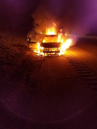 11-17-17 Rt. 2 Car Fire