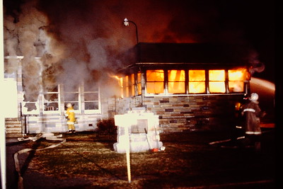 American Legion Fire 3/79