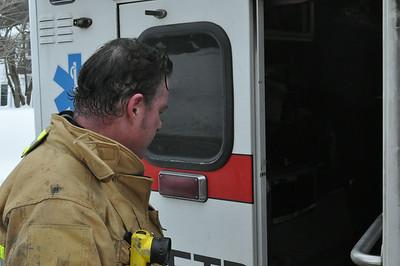 02/16/2014 - Greenwood Rd. Dwelling Fire