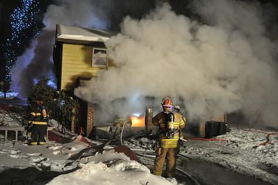 02/12/2014 - Lanze Lane Fire