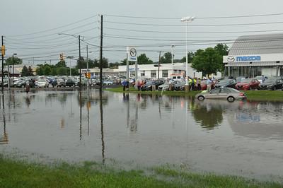 06/13/2014 (2)  Lehigh Street flodding