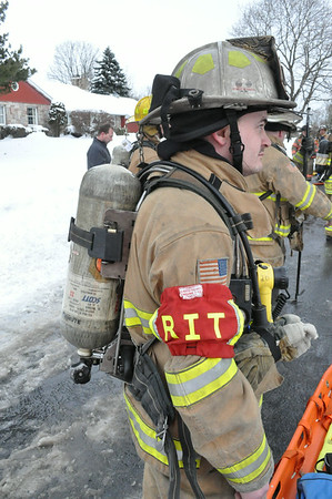 March 9, 2014  Greenwood Road fire Incidents
