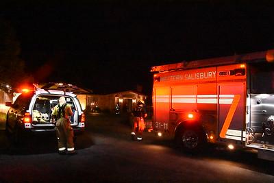 8/4/16 Nottingham Road Fire