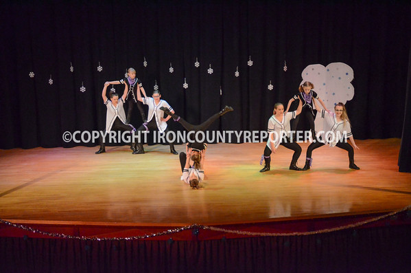 Inclusions Dance Team