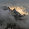 Storm Clouds Over Gannett, Wind River Range, Fremont County, WY  2015<br /> © Edward D Sherline